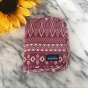 KAVU Sangria Wallet UEC